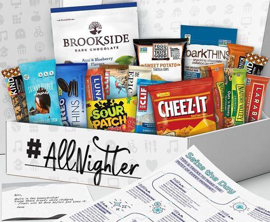 Picture of #AllNighter Snack Supply