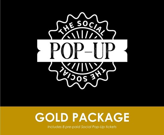 Picture of 8 Pre-Paid Pop-Up Event Tickets